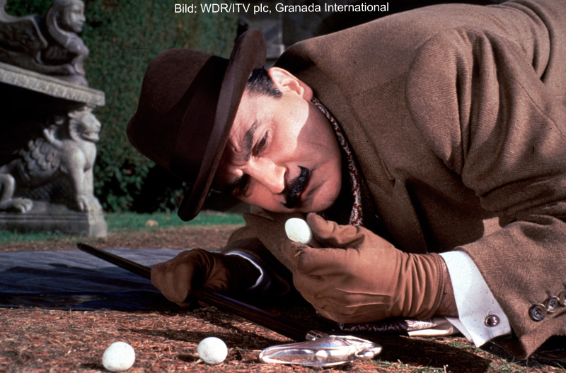 Krimi-Kompass: Agatha Christies Poirot